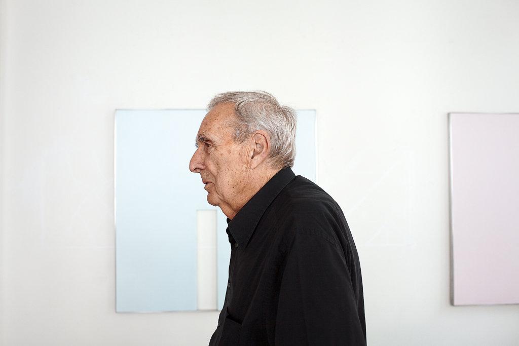 Gottfried Honegger 2007