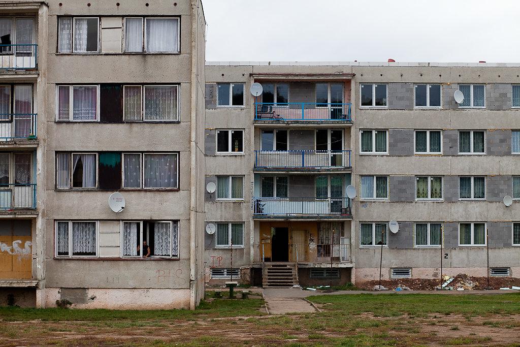 Most, Tschechien 2012