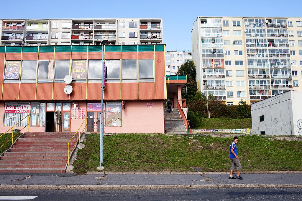 Janov, Tschechien 2012