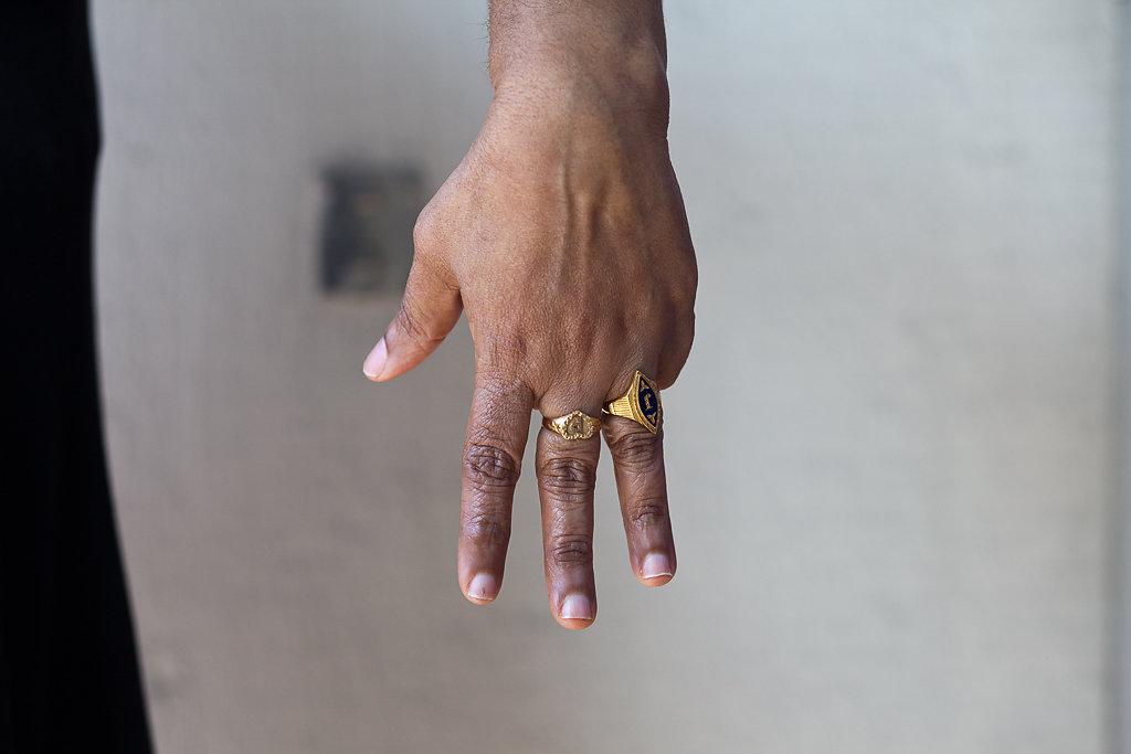 Puspaleclavthy, geflüchtet aus Sri Lanka