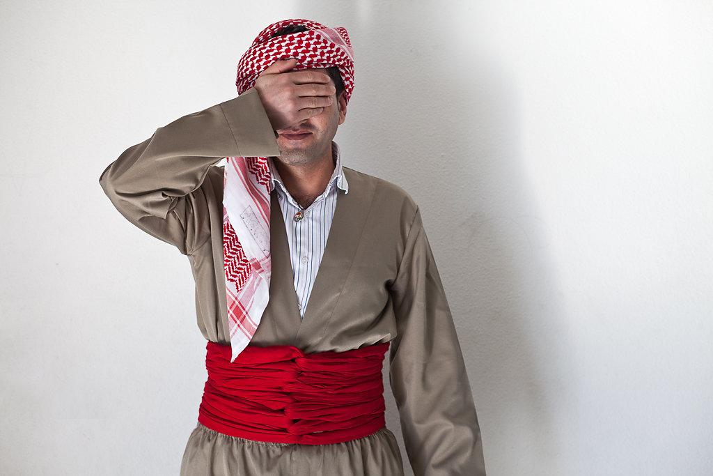 Geflüchtet aus Syrien