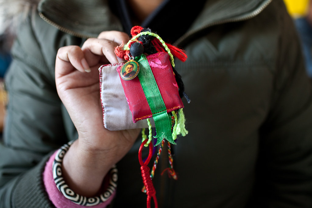 Geflüchtet aus dem Tibet