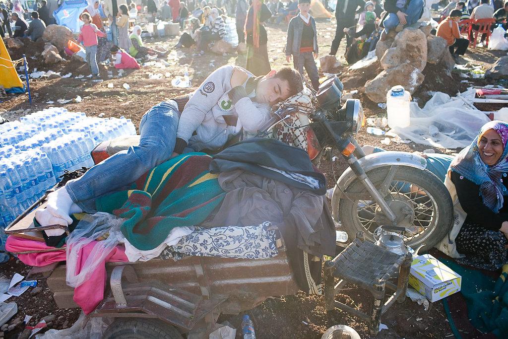 Newroz-Fest, Dyarbakir Türkei 2010